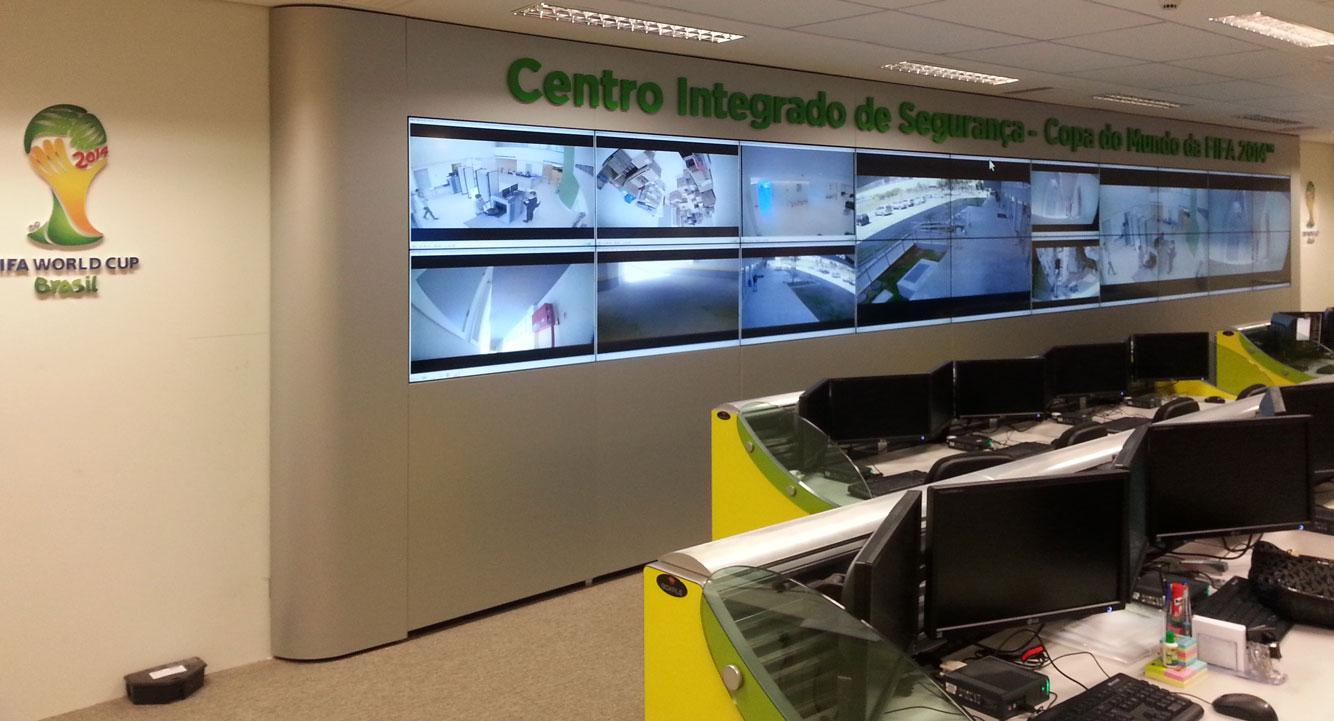 FIFA Control Room