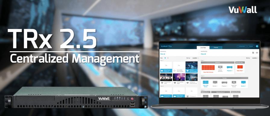 TRx Software Update 2.5