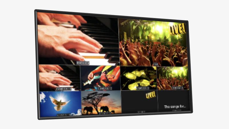 Multiple Video Streams