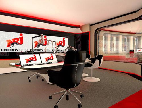 Radio NRJ Studio