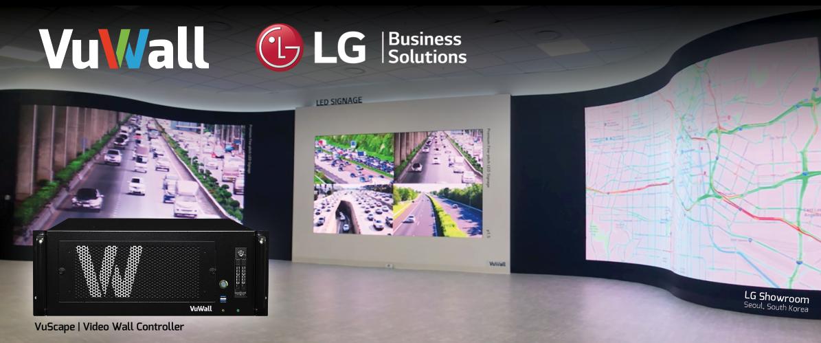 LG VuScape ISE 2020