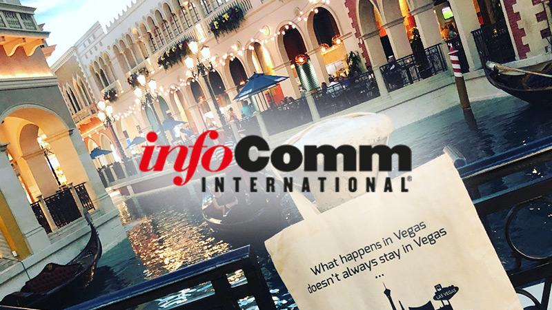 InfoComm Vegas