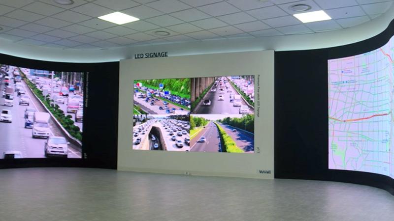 LG VuWall ISE 2020